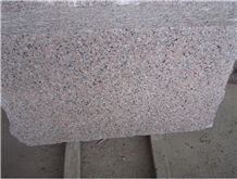 China Pink Porino Granite,Tile and Slab for Wall Covering and Floor Use,Direct Factory Own Quarry with Ce Certificate,Cheap Price Natural Stone