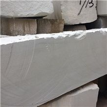 Chinese White Sandstone Block Factory Direct Sale
