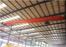 High Efficiency Single Girder Eot Crane Hook Design