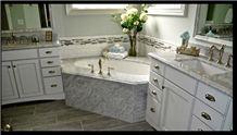 Marble Bath Design