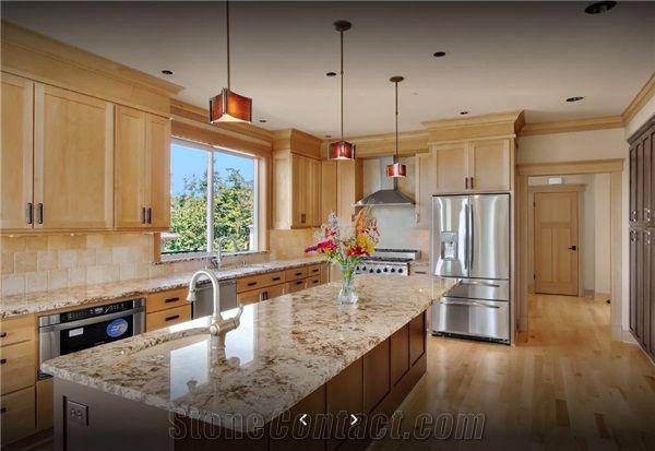 Granite Kitchen Countertops From Canada