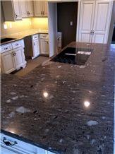 Cygnus Granite Kitchen Countertops
