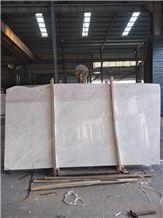 Greece White Marble Ariston Volakas Polishing Marble Slabs