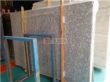 Oscar Gray Glory Flower China Grey Marble Tiles Slabs
