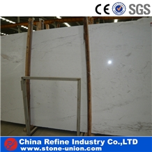 Ariston White Marble Tiles & Slabs, White Marble