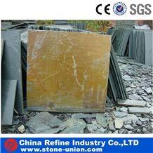 Chinese Rusty Slate Flooring Tiles,Rust Slate Floor Tiles,Rust Slate Stone Flooring,Rusty Slate Wall Covering,Rust Slate Pavers,Yellow Slate for Wall