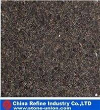 Imperial Pearl Royal Brown Granite Slab Tile, Royal Silver Granite Machine Cut Polished Panel Walling,Hotel Floor Covering Pattern, Countertops