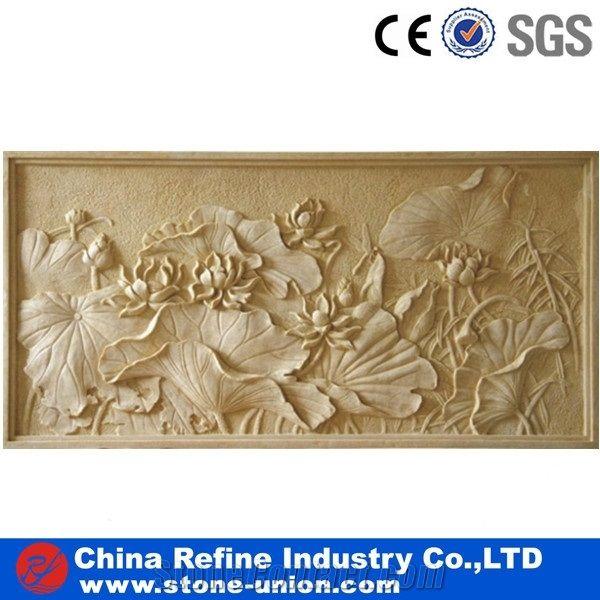 Mona Lisa Shadow Carving,Natural Stone Laser Engraving,Bali