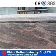 New Stone High Quaily Red Granite Tiles & Slabs, Hot Sale Import California Kenaf Granite Flooring,Wall Cladding Panel Covering Paving Stone