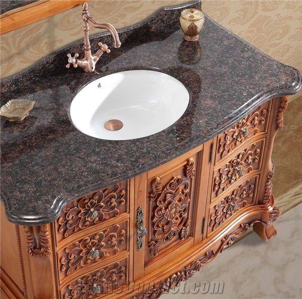 Tan Brown Countertops Bathroom Countertops Bathroom