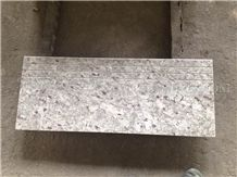 Indian New Kashmir Leopard White Cotton White Granite Stairs Floor Covering ,Interior Flooring Pattern Steps,Staircase