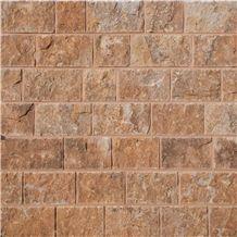 Terra Coral Splitface 15xflx3 Cm, Outdoor Stone, Walling Stone