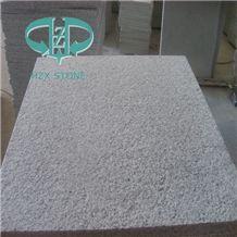G603/Grey Granite/Lunar Pearl/Light Grey Bushhammered Granite for Tiles/Big Slab