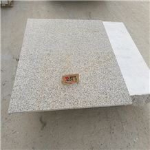 G682 Sunny Rusty Yellow Granite Tile,Desert Gold,Flooring,Wall Covering,China,Panel Interior and Exterior Decoration,Paver,60*60,In Stock,Polished