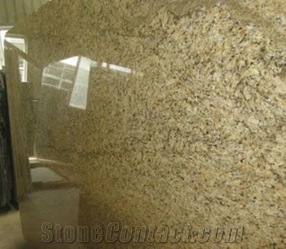 Word Wide Giallo Ornamental Granite Slab Poished Pictures For Interior Decoration Standard Size Price