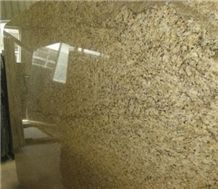 Word Wide Giallo Ornamental Granite Slab Poished Pictures for Interior Decoration,Standard Granite Slab Size,Granite Slab Price