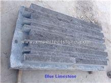 China Blue Limestone Paving Stone