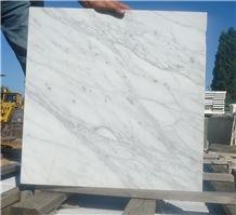 Bianco Carrara Cd Marble Slabs & Tiles
