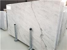 Carrara C Top Quality Slabs & Tiles, Bianco Carrara C Marble Slabs & Tiles