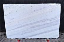 White Ocean Marble Slabs