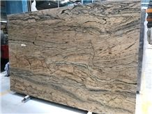 Prada Gold Granite Slabs & Tiles
