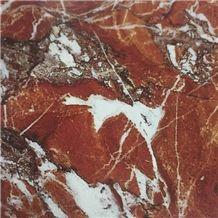 Eretria Red Marble Slabs Tiles