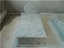 China Manufacturer Of G603 Grey Granite Monuments, Portugal Gray Tombstone