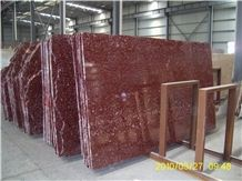 Rosa Lepanto Marble Slabs, Tiles, Roasso Antico Dttalia, Violet Marble Tiles Polished, 18mm Thickness