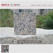 Huidong Red Granite G498 Pink Porrino Rosa Diamond New Rosy Rose Anxi Xili Slabs Tiles Sanbao Sardo G457