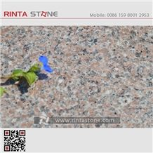 Marry Red Fantasy Pink Granite Slabs Tiles Anxi Rosa Beta Spring Cherry Brown Coffee China Cheap Stone Sanbao Huidong Wulian Flower New Tianshan