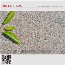 Marry Sakura Red Fantasy Pink Granite Slabs Tiles Anxi Rosa Roay G635 Spring Cherry Brown Coffee China Cheap Stone Xinjiang Wulian Flower