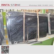 Old Wooden Marble Black Green Vein Forest Ancient Wooden China Tiles Slabs ,Rosewood Zebra Agata Nero Armani Rampura Royal Grain Agatha Stone Ancient