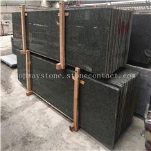 Green Granite Slabs&Tiles for Wall or Floor