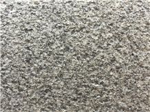 China G688 Grey Zhangpu Flower Granite Flamed Floor Tiles