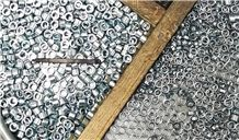 Spacers for Diamond Wire