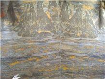 Andean Landscape Marble Slabs, Tiles