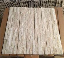 Hebei Natural White Quartzite Culture Stone Tiles