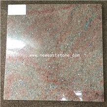 China Pink Quartzite/ Rosa Quartzite/ Red Quartzite Slabs and Tiles
