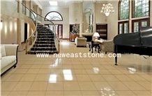 Dark Beige Regal Gold Brown Beige Marble Floor Tiles