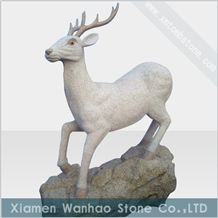 China Factory Granite Sculptures Garden Stone Carvings Street Statues