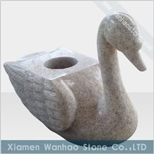 China Granite Tombstone Vases,Engraved Monument,Funeral Memorials