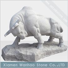 Chinese Granite Animal Sculptures Garden Stone Carvings