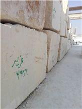 Egyptian Marble Block , Sunny Beige Marble Block