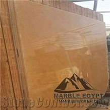 Golden Sinai Marble Slabs