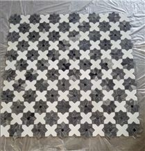 White/Grey/Mix Color Mosaic