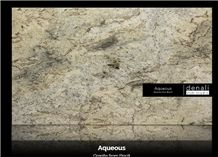 Aqueous Granite Slabs