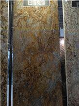 Baroque Gold Granite Slabs