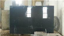Black Granite Slab, Absolute Black Granite