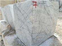 Persian White Spider Block, White Marble Block, Persian Spider Block