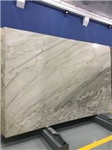 Nuage Quartzite,White, Slabs , Backgroung Wall,Countertops, Floor